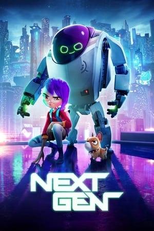 • Next Gen (2018) : เน็กซ์เจน • - Cover