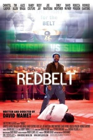 REDBELT 2008 สังเวียนเลือดผู้ชาย - Cover