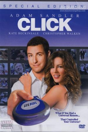 Click 2006 คลิก รีโมตรักข้ามเวลา - Cover