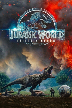 Jurassic World : Fallen Kingdom 2018 จูราสสิค เวิลด์ : อาณาจักรล่มสลาย - Cover