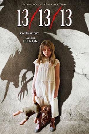 13/13/13 2013 วันอาถรรพ์หมายเลข 13 - Cover