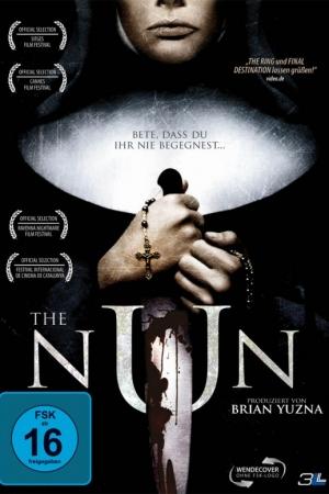 The Nun (La monja) 2005 ผีแม่ชี - Cover
