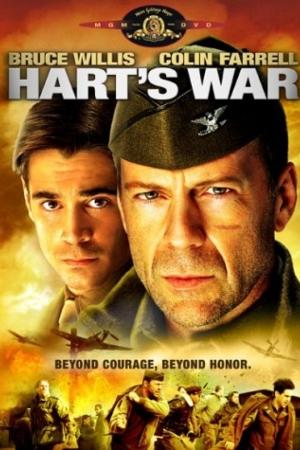 Hart s War 2002 ฮาร์ทส วอร์ สงครามบัญญัติวีรบุรุษ - Cover