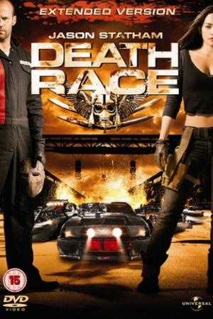 Death Race 1 (2008) ซิ่ง สั่ง ตาย 1 - Cover