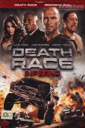 Death Race 3 Inferno ซิ่งสั่งตาย 3 2012 - Cover