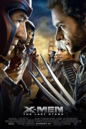 X-MEN 3 The Last Stand รวมพลังประจัญบาน 2006 - Cover
