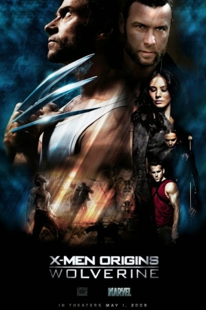 X MEN 4 Origins Wolverine (2009) กำเนิดวูลฟ์เวอรีน - Cover