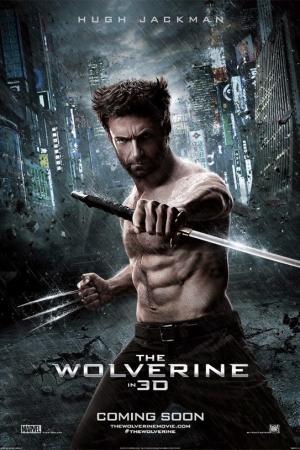 X-Men 6 The Wolverine เดอะวูล์ฟเวอรีน 2013 ภาค 6 - Cover