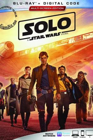Han Solo: A Star Wars Story (2018) / ฮาน โซโล: ตำนานสตาร์ วอร์ส - Cover