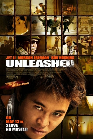 UNLEASHED 2005 คนหมาเดือด - Cover
