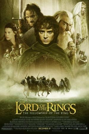 The Lord Of The Rings: The Fellowship Of The Ring (2001) - เดอะลอร์ดออฟเดอะริงส์: อภินิหารแหวนครองพิภพ - Cover