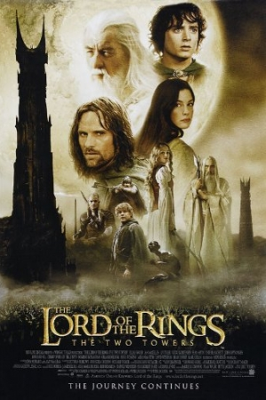 The Lord Of The Rings: The Two Towers (2002) - เดอะลอร์ดออฟเดอะริงส์ 2: ศึกหอคอยคู่กู้พิภพ - Cover