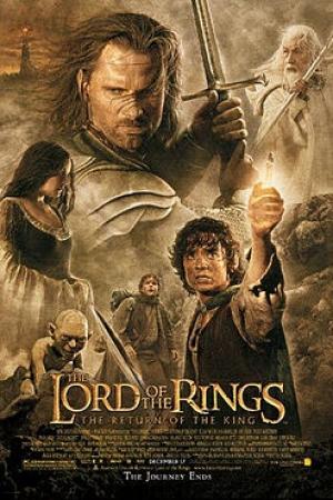 The Lord Of The Rings: The Return Of The King (2003) - เดอะลอร์ดออฟเดอะริงส์ 3: มหาสงครามชิงพิภพ - Cover