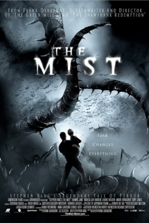 The Mist มฤตยูหมอกกินมนุษย์ - Cover