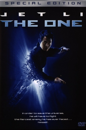 The One 2001 เดอะวัน เดี่ยวมหาประลัย - Cover