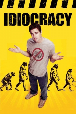 Idiocracy อัจฉริยะผ่าโลกเพี้ยน - Cover