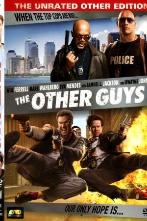 The Other Guys 2010 คู่หู่ต่างขั้ว - Cover