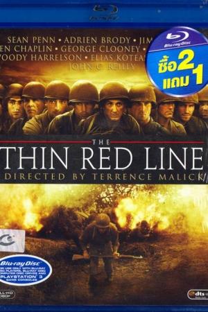 The Thin Red Line  เดอะ ทิน เรด ไลน์ ฝ่านรกยึดเส้นตาย - Cover