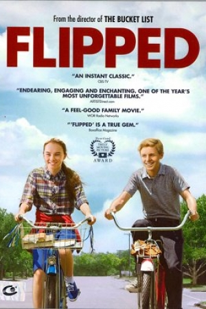 Flipped 2010 หวานนักวันรักแรก - Cover