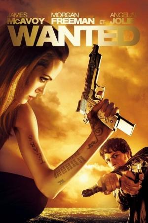 Wanted : ฮีโร่เพชฌฆาตสั่งตาย (2008) - Cover