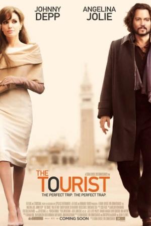 The Tourist : ทริปลวงโลก [2010]  - Cover