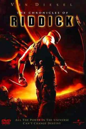 Riddick 2 Pitch Black 2: Chronicles of Riddick - Cover