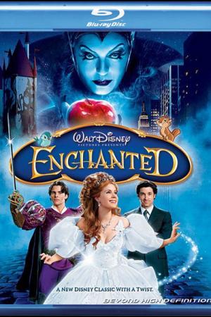Enchanted (2007) : มหัศจรรย์รักข้ามภพ - Cover