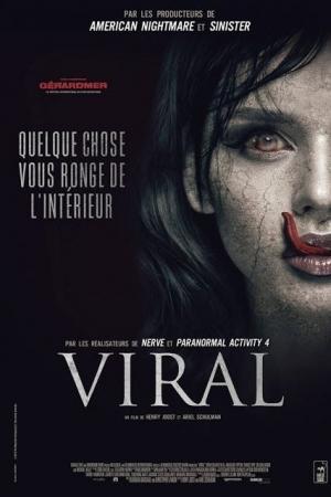 VIRAL (2016) :  ไวรัสหนอนซอมบี้ถล่มโลก - Cover