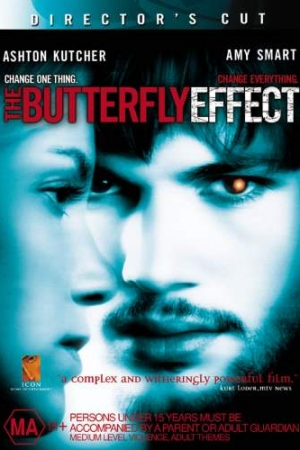The Butterfly Effect (2004) เปลี่ยนตาย ไม่ให้ตาย - Cover