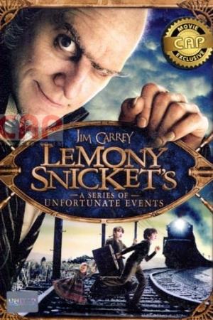 Lemony Snicket s A Series of Unfortunate Events (2004) : เลโมนี สนิกเก็ต อยากให้เรื่องนี้ไม่มีโชคร้าย - Cover
