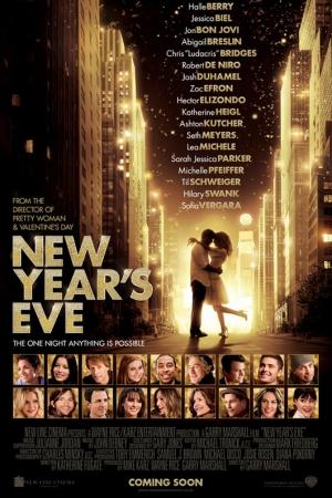 New Year s Eve (2011) : นิว เยียร์ อีฟ - Cover