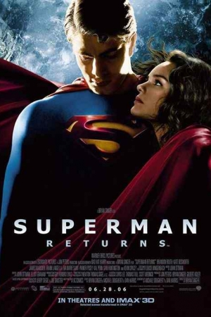Superman Returns 2006 ซูเปอร์แมน รีเทิร์น ภาค 5 - Cover