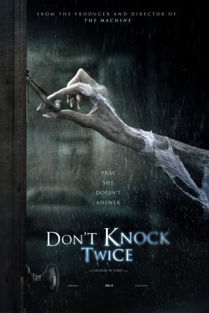 Don`t Knock Twice (2016) : เคาะสองทีอย่าให้ผีเข้าบ้าน - Cover