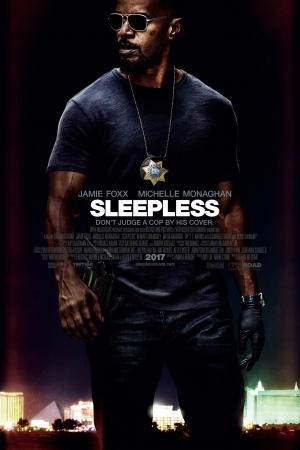 Sleepless (2017) : คืนเดือดคนระห่ำ - Cover