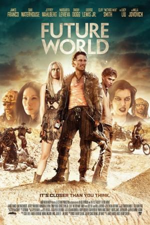 Future World (2018) : สงครามล่าคนเหล็ก - Cover