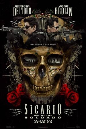 SICARIO DAY OF THE SOLDADO 2 (2018) ทีมพิฆาตทะลุแดนเดือด 2 - Cover