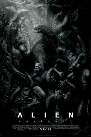 Alien Covenant 2017 เอเลี่ยนโคเวอร์แนน - Cover