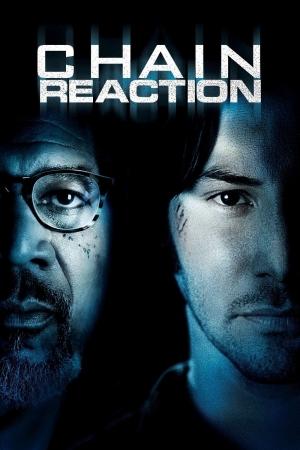 Chain Reaction 1996 เร็วพลิกนรก - Cover