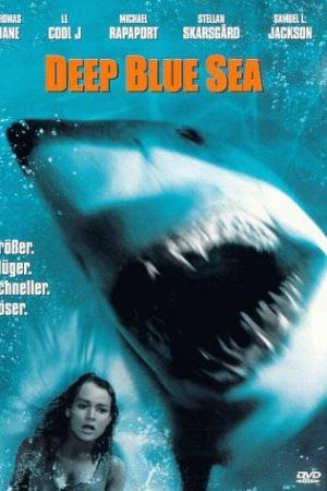 Deep Blue Sea (1999) ฝูงมฤตยูใต้มหาสมุทร - Cover
