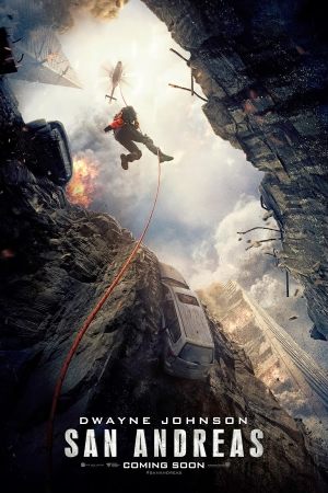 San Andreas (2015) มหาวินาศแผ่นดินแยก - Cover