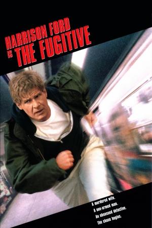 The Fugitive 1993 : ขึ้นทำเนียบจับตาย - Cover
