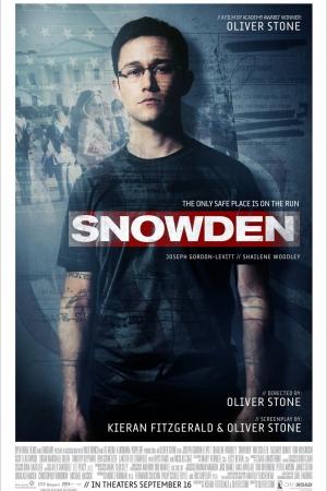 Snowden (<u><strong>2016</strong></u>) - สโนว์เดน อัจฉริยะจารกรรมเขย่ามหาอำนาจ - Cover