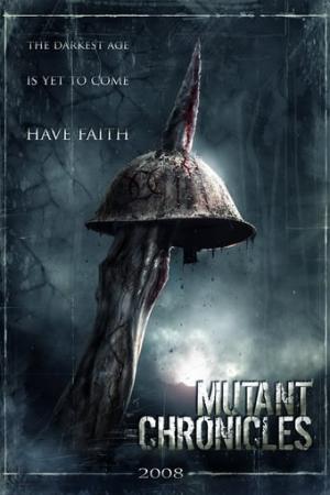The Mutant Chronicles 2008  เปิดเกมล่า…พันธุ์อสูรกายนรกแตก - Cover