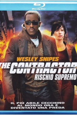 The Contractor (2007) ภารกิจเด็ดหัวมือสังหาร - Cover
