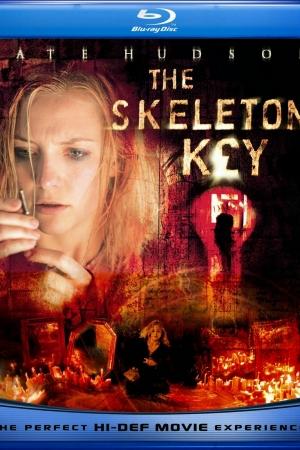 The Skeleton Key (2005) เปิดประตูหลอน - Cover