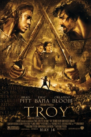 Troy 2004 ทรอย  - Cover