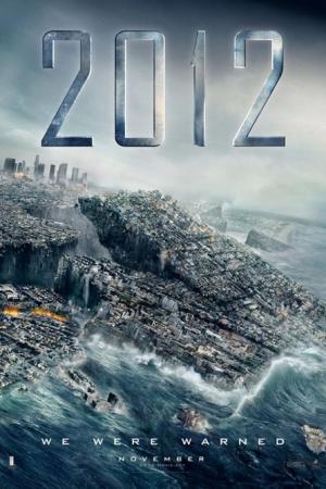 2012 วันสิ้นโลก (2009) - Cover