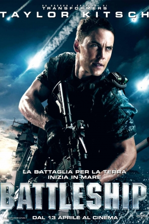 Battleship (2012) แบทเทิลชิป ยุทธการเรือรบพิฆาตเอเลี่ยน - Cover