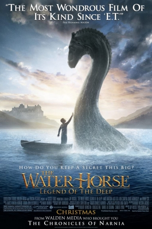 The Water Horse:Legend of the Deep 2007 อภินิหารตำนานเจ้าสมุทร - Cover