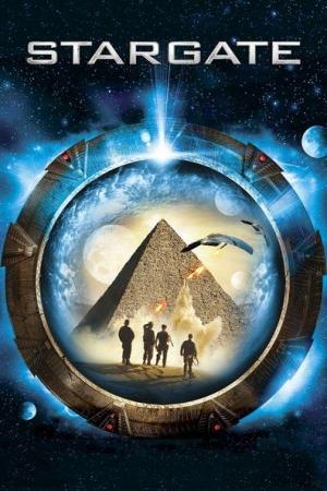 Stargate 1994 ทะลุคนทะลุจักรวาล - Cover